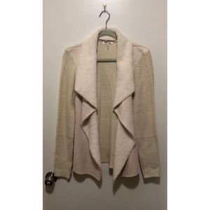Fashion Nova Beige Cardigan